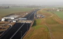 L'autoroute A150 entre Barentin et Yvetot accueille aujourd'hui ses premiers usagers