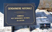 L'hommage de la gendarmerie à ses hommes et femmes morts dans l'exercice de leurs fonctions
