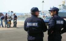 26 kg d'héroïne brune saisis par la douane dans la voiture de deux Anglais à Dieppe