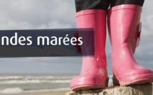 Grandes marées : prudence sur le littoral normand, toute cette semaine