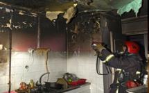 Trappes : assoupi dans l'appartement en feu, il est sauvé par le détecteur de fumée !