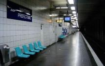 Yvelines : un conducteur de train se bat avec un voyageur qui l'avait agressé