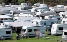 Des gens du voyage s'installent sur le terrain d'un site EDF à Vélizy-Villacoublay