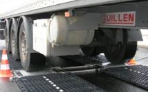 Petit-Couronne : 23 tonnes de surchage dans le semi-remorque transportant du sucre