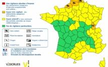 Alerte météo : des vents violents attendus cette nuit et ce mardi en Seine-Maritime
