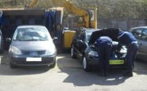 Lutte contre les vols de véhicules : 8 garages inspectés par les gendarmes d'Yvetot