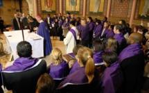 55 adultes seront baptisés lors de la veillée de Pâques à Rouen