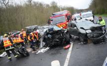 Trois blessés graves dans un face-à-face entre Saint-Germain-en-Laye et Conflans
