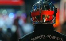 De gros moyens déployés pour une alerte incendie aux laboratoires Servier à Croissy-sur-Seine