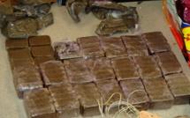 10 kg de résine de cannabis saisis à Plaisir : les auteurs du trafic sont en prison
