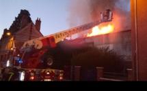 Elbeuf : un homme de 80 ans intoxiqué dans l'incendie de son immeuble ce matin