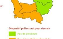 Risque de pollution de l'air ce samedi en Basse-Normandie