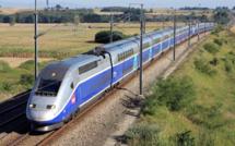 Le TGV Le Havre - Marseille bloqué à Versailles à cause d'un surpoids de bagages