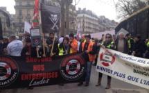 Opération escargot des travailleurs indépendants lundi 27 avril en Ile-de-France