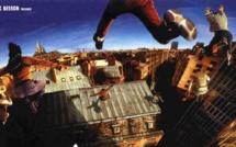 A Rouen, il jouait les Yamakasi sur les toits : blessé grièvement après une chute de 3,50 m