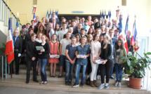 Eure : les lauréats du concours national de la résistance et de la déportation récompensés