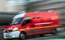 Yvelines : la Mercedes fait des tonneaux après un accident, son conducteur entre la vie et la mort