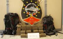 32 kg de résine de cannabis saisis par les gardes-côtes au large du Cap de la Hague
