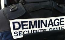 A Saint-Germain-en-Laye, une valise suspecte détruite par les démineurs