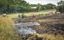 Eure : 81 hectares de récoltes et de sous-bois détruits par des incendies