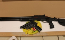 230 kg de stupéfiants, des armes et de l'argent saisis à Rouen par la douane