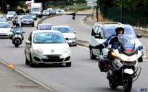 Vitesse et téléphone : 126 infractions relevées entre Bailly et Mareil-sur-Mauldre
