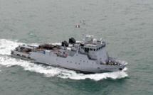 Honfleur : le Vulcain et son équipage de plongeurs-démineurs aux cérémonies du 14 juillet