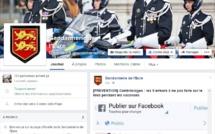 La gendarmerie de l'Eure de retour sur Facebook