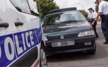Yvelines. Les voleurs d'une Peugeot 205 arrêtés peu après les faits à Andrésy