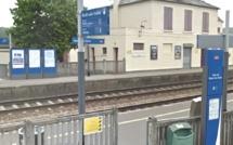 Yvelines : le train Paris - Vernon lui passe dessus, puis elle repart tranquillement. La femme est indemne !