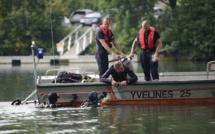 Yvelines : le bateau échoué à Triel-sur-Seine aurait servi à commettre un vol ...de bateau