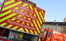 Un quartier de Petit-Quevilly bouclé hier soir à la suite d'émanations supposées toxiques