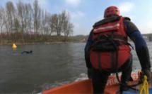 L'homme repêché en Seine à Canteleu identifié : il avait menacé de faire sauter son immeuble