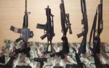 Yvelines : les cambrioleurs dérobent des armes airsoft dans un magasin de Limay