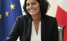 Myriam El Khomri, ministre du Travail et de l'Emploi, en déplacement à Rouen ce vendredi