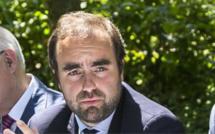 Sébastien Lecornu rend hommage à Jean-Luc Recher, décédé aujourd'hui à l'âge de 62 ans