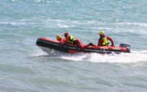 Un kite-surfeur en difficulté au large de Trouville-Deauville récupéré par les pompiers