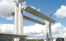 Rouen : le pont Flaubert fermé ce mardi soir pour laisser passer un voilier