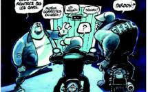 Les motards manifestent ce samedi à Rouen contre la création de zones à circulation restreinte