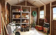 Elbeuf : trois voleurs mis en fuite en pleine nuit par le propriétaire d'une cabane de jardin