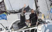 Trois skippers normands accrochent le podium de la Transat Jacques Vabre
