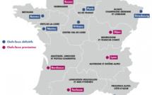 Elections régionales : résultats complets des 13 nouvelles régions