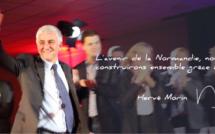 La Normandie conquérante d'Hervé Morin évince la gauche du pouvoir régional