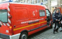 Eure : il est surpris en train de dérober l'ambulance des pompiers de Bernay !