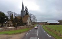 Un mort et trois blessés dans une collision ce matin à Bourgtheroulde (Eure)