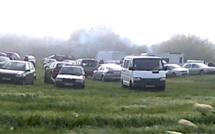 Rave-party dans l'Eure : 500 teknophiles rassemblés dans une usine désaffectée de Gasny