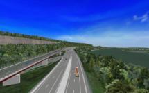 Autoroute A13 : les travaux de rénovation du viaduc de Guerville, dans les Yvelines, sont lancés