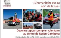 Les sapeurs-pompiers de Seine-Maritime recrutent des volontaires