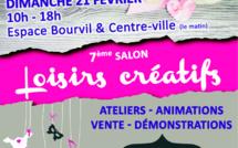Dimanche de 10h à 18h : « 7ème Salon Loisirs Créatifs » de Caudebec-lès-Elbeuf