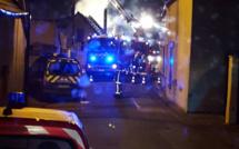 Eure : une maison d'habitation détruite par un incendie à Gasny. Quatre personnes relogées